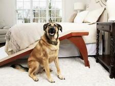 PetSafe Solvit Wood Bedside Pet Ramp for up to 120 lbs