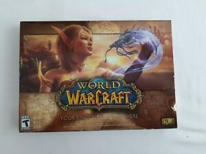 World of Warcraft Blizzard PC Win Mac DVD Game. 2013