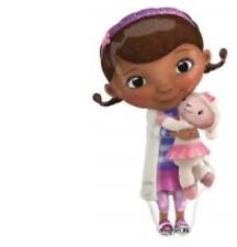 "Doc McStuffins 35"" Anagram Balloon Birthday Party Decorations"