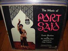 MOHAMMED EL SULIEMAN music of port said ( world music ) mono