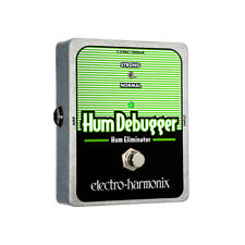 Electro Harmonix Hum Debugger Hum Eliminator Noise Remover Pedal, New!