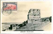 POSTAL HISTORY : GIBRALTAR - 1942 MAXIMUM CARD - ARCHITECTURE