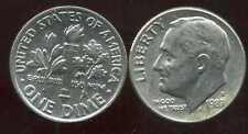 USA dime 10  cents  1982 D