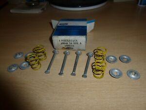 Ford Cortina Lotus Capri Escort MK 1 MK 2 Rear Brake Shoe Retaining Kit