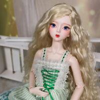 """24"""" New 1/3 Handmade Resin BJD MSD Lifelike Dolls Joint Dolls Girl Gift Kayla"""