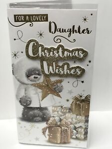 Lovely Daughter Christmas Greeting Card