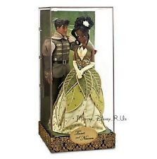 Disney Tiana & Naveen Fairytale Couples Designer Collection Doll LE# 2059/6000