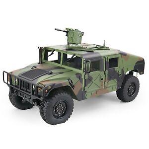 Exoto | 1:10 R/C All Metal | Hummer Military Command Car | # EDO00008 -G