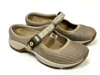 Merrell Encore MJ Mary Jane Womens Size 7.5 Beige Sandals Shoes Hiking Walking