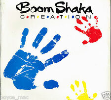 moving target LP : BOOM SHAKA-creation   (hear)    new & sealed