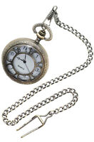Steampunk Deluxe Pocket Watch Costume Accessory