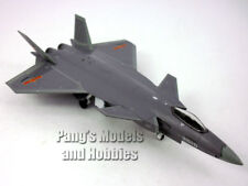 6 Inch Chengdu J-20 Chinese Fighter 1/144 Scale Diecast Model by Air Force 1
