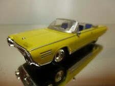 NEWRAY CHRYSLER TURBINE CAR 1964 - YELLOW 1:43 - EXCELLENT CONDITION - 6