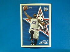 2015-16 Panini NBA Sticker Collection n.421 Lebron James Eastern Conference