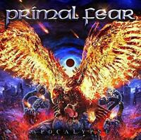 Primal Fear - Apocalypse (NEW CD+DVD+T-SHIRT)
