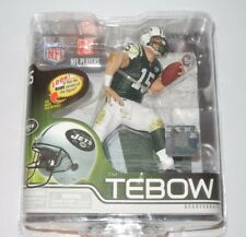 2012 MCFARLANE NFL SERIES 30 TIM TEBOW JETS ACTION FIGURE NEW IN PACKAGE NIP