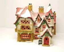 Department 56 - North Pole Santa's Workshop #5600-6 ( No Power cord)