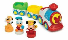 Baby Clementoni Baby Mickey Mouse Musical Train Toy