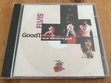 Elvis Presley cd - Good times never seemed so good