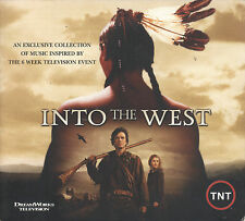 Into the West (Music Inspired By) Various Artists (CD, 2005) Dreamworks TV/Vocal