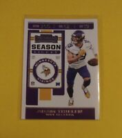 Adam Thielen Minnesota Vikings 2019 Contenders card #65. Free Shipping!