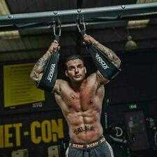 RDX Pro Hanging Door AB Straps Weight Lifting Sling AB-Crunch Gym Chinning Bar U