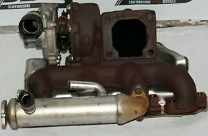 FORD MONDEO MK3 2.2 ST TDCi 150 BHP TURBO CHARGER NO ACTUATOR 1548960 2006-2007