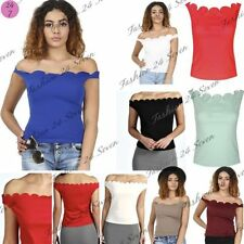 Unbranded Cropped Plus Size Sleeveless T-Shirts for Women