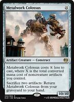 METALWORK COLOSSUS Kaladesh MTG Artifact Creature — Construct Rare