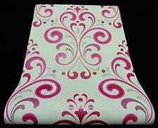 """13308-10-7) hochwertige Vliestapete """"Ornament"""" Tapete modernes Design pink"""