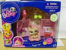 Littlest Pet Shop Doggie Spa ~ Dog #1353  New in Package