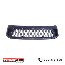 [Tyrant 4x4] Black Mesh Grille to suit Toyota Hilux N80 2015-2018 Billet Rival