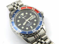 Men's Seiko 5M63-0A10 Kinetic Professional Divers Watch - 200m