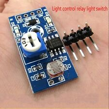 DC3-5V Photosensitive Resistor Brightness Automatic Control Relay Light Switch