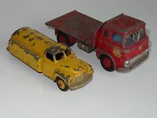 (L) dinky BEDFORD TK COAL & FUEL TANKER for restoration  - 425 / 30