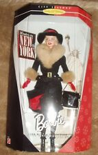 Mattel City Seasons 1998 Winter Collection Winter in New York Barbie NEW