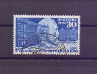 Bund 1949 - UPU Stephan - MiNr. 116 rund gestempelt - Michel 48,00 € (740)
