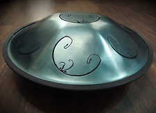 NEW (updated)! Tongue Hand Pan / RAV Vast 2 /  E Low Pygmy/(in case) Steel Drum