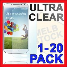 Ultra Clear LCD Screen Protector Film Case Cover for Samsung Galaxy S4 SIV i9500