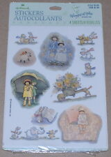 "Hallmark / Becky Kelly ""Spoonful of Stars"" Stickers - Girls, Animals & Flowers"