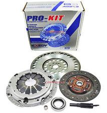 EXEDY CLUTCH PRO-KIT+CHROMOLY RACE FLYWHEEL fits 91-98 NISSAN 240SX 2.4L KA24DE