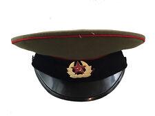 Vintage USSR Soviet Russian Military Hat Nice!