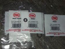 4pk New 2 Mec Grommets Brass Washer Bearing Upgrade reloader trap skeet shooting