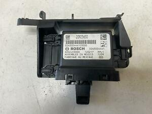2012 Verano Drivers Assist Body Control Module 20925650