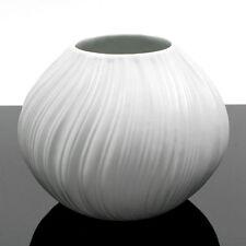 ROSENTHAL 60s-Vase MARTIN FREYER wildes Relief+matte Glasur! great pattern+glaze