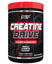 Nutrex Creatine Drive Black Powder 300g/60serv. Unflavored - Free Shipping !