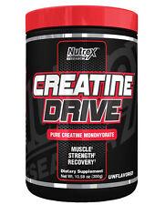Nutrex Creatine Drive Black Powder 300g/60serv. Unflavored - Free Shipping !