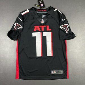 100% Authentic Julio Jones Nike Falcons On Field Vapor Limited Jersey Size M 40