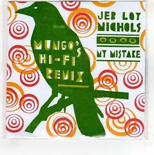 (HF849) Jeb Loy Nichols, My Mistake - 2015 DJ CD