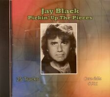 JAY BLACK 'Pickin' Up The Pieces' - 25 Tracks